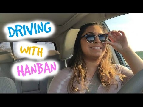 DRIVING WITH HANBAN
