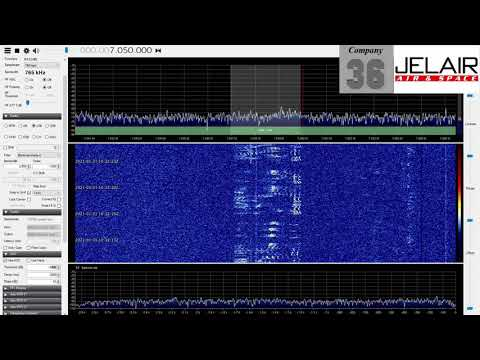 Russian loop on 40 meter (radio war between Ukraine and Russia?)