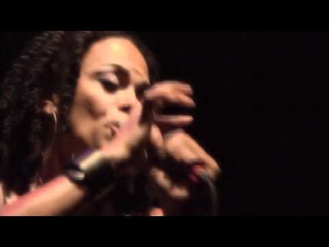 Ursula Rucker - She Said (Live In Philly)