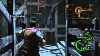 Mod Progress 87 - Resident Evil 5 - Barry and Rebecca Lost in Nightmares
