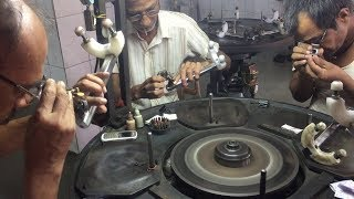 Diamond Manufacturing Process - Step by step | DU-GEMOLOGY | Uday S Dey