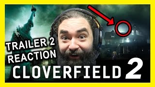 10 Cloverfield Lane Super Bowl Ad (2016) REACTION REVIEW EASTER EGGS