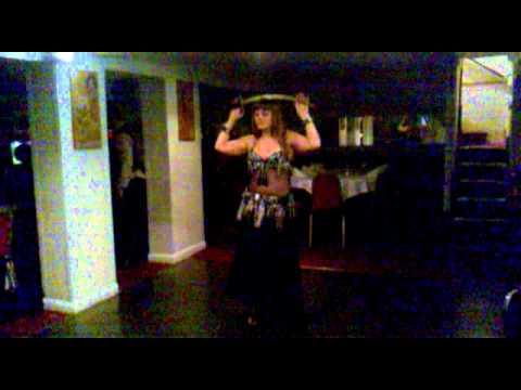 Sword Belly Dance
