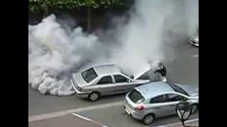 Rozbieganie silnika Diesla z turbodoładowaniem