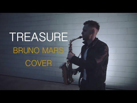 Bruno Mars - Treasure (Saxophone Cover by Saksofonistas Zygimantas)