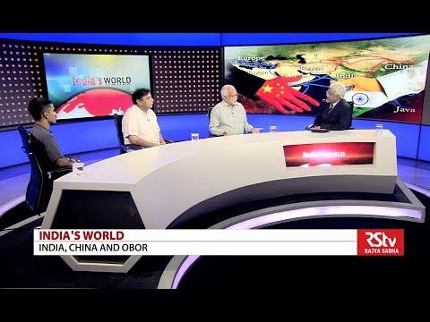 India's World- India,China and Obor
