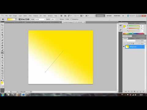 Youtube channel art photoshop template.