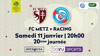 VIDEO: FC Metz-Racing (J20 L1 19/20) : les clés du match avec PMU.fr