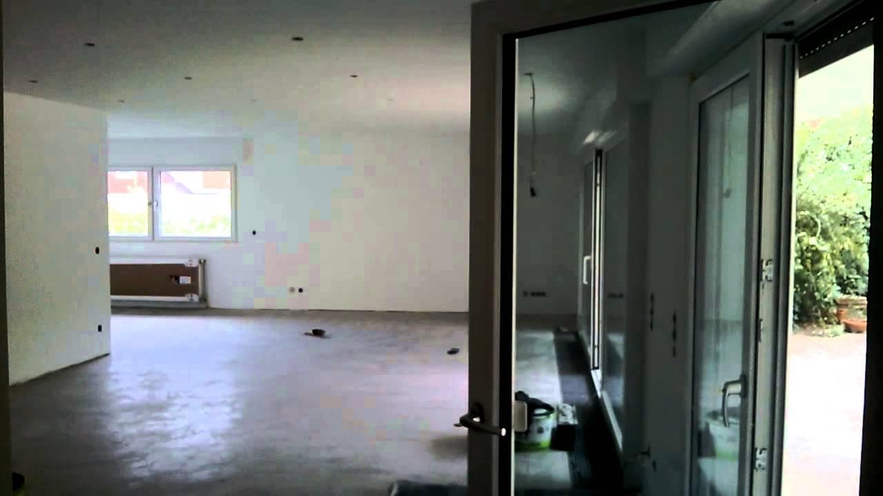 Flisen  Trockenbau, Malerarbeit, Flisen legen - YouTube