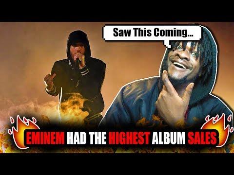 Eminem Had The Highest Album Sales In 2018!?
