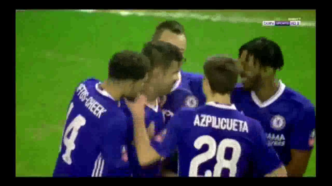 Download Chelsea vs Wolves • 2-0 All Goals HD • FA Cup • 18/02/2017