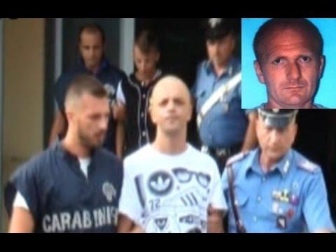 Castello di Cisterna (NA) - Ucraino ucciso, confessano i killer: figli del boss Ianuale (05.09.15)