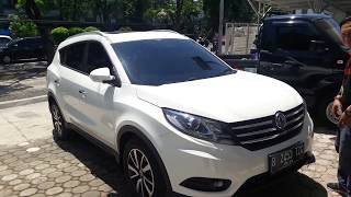 DFSK Glory 580 1.5 L Turbo Lux CVT review - Indonesia