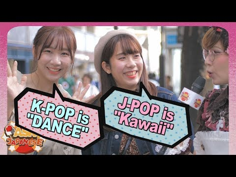 J-POP VS K-POP! What Japanese people really think about K-pop in Japan