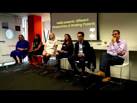 7 NABS Working Parents panel talk: Audience Questions