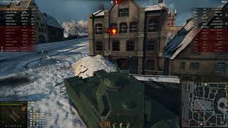 Type 4 Heavy, Зимний Химмельсдорф, Стандартный бо