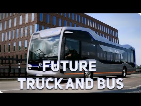 10 FUTURE TRUCK AND BUS YOU MUST SEE