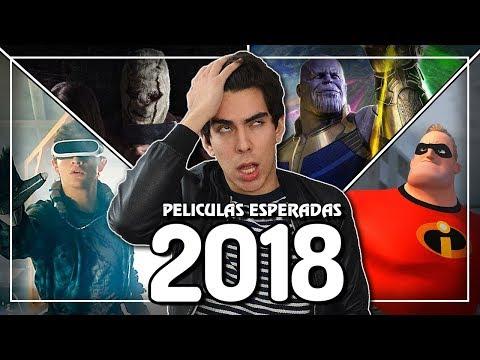 Las 10 Películas MAS ESPERADAS del 2018 | Caja de Peliculas