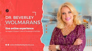 RE - BROADCAST | Sunday Morning Service | 02 AUGUST 2020 | Dr Bev Wolmarans | CFC Church Online