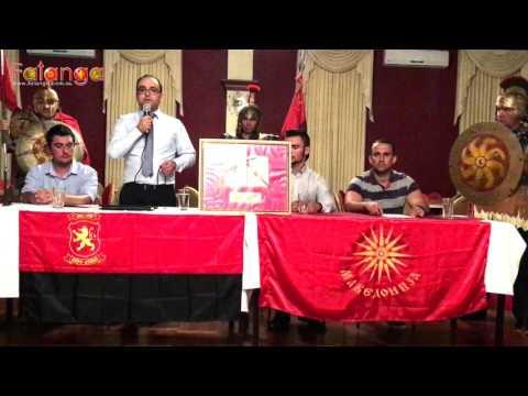 Reakcija na UMS VMRO DPMNE Avstralija do SDSM i Zoran Zaev