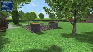 Сделал проект ландшафтного дизайна дачи)(, 2015-05-17T10:33:40.000Z)
