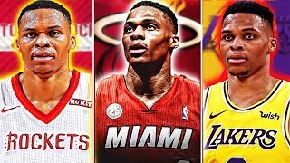 5 Russell Westbrook TRADE Scenarios 2019 - Russell Westbrook to Miami Heat Trade?