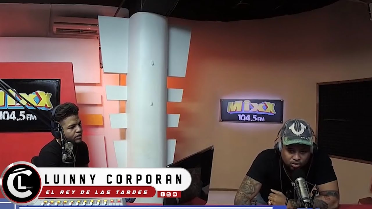 """La entrevista que nunca olvidaras de """"Lapiz Conciente""""Habla de todo con Luinny"""