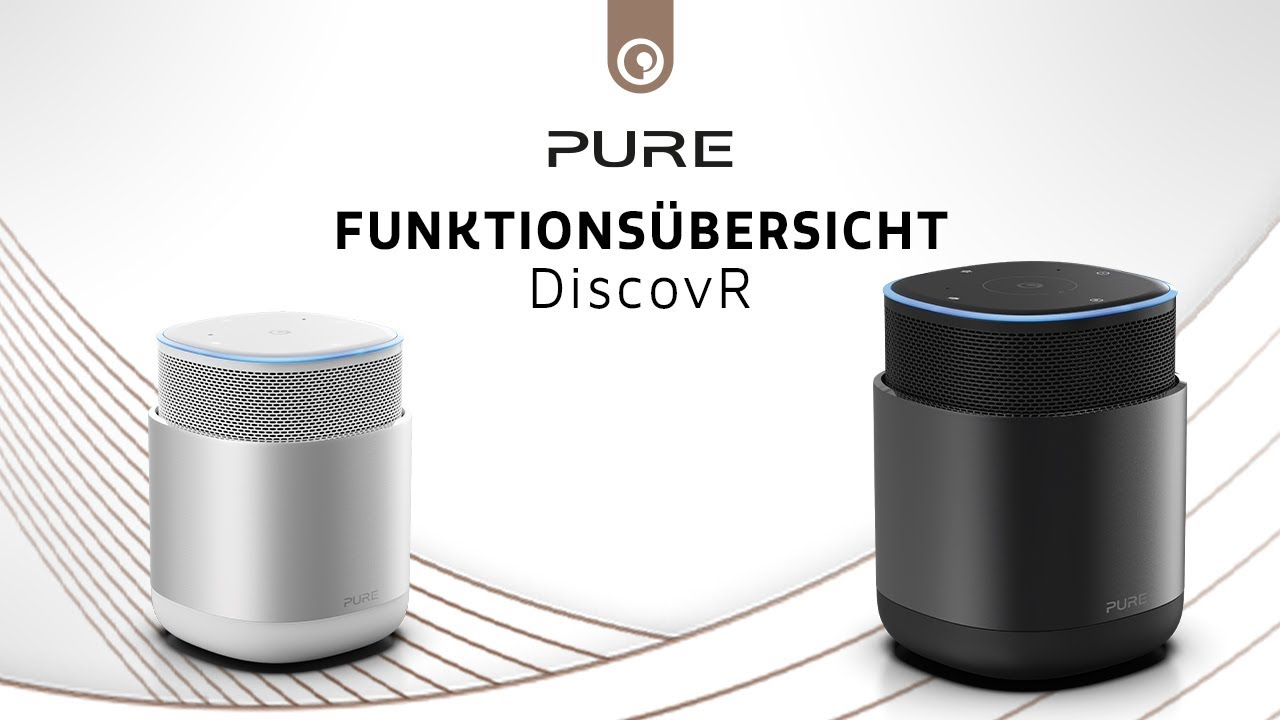 Pure DiscovR Features (German)