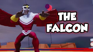 Disney Infinity 2 - THE FALCON! Falcon Gameplay Community Toy Box