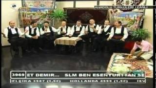 Süleyman Tuğrul Anadolu türküleri   Sıra Gecesi   Oy Aksamlar