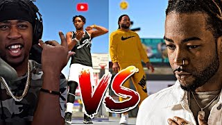 MY 1st PARK GAME! WE PULLED UP ON PARTYNEXTDOOR AND BROKE HIS HOMIES ANKLES! - NBA 2K19 MyPARK