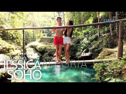 Kapuso Mo, Jessica Soho: Buwis-buhay selfie sa Cebu