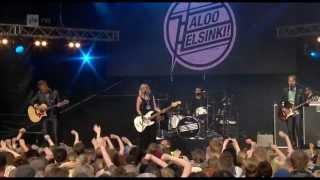Haloo Helsinki - Vapaus käteen jää LIVE