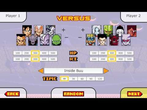 dragon ball z devolution 2 full version