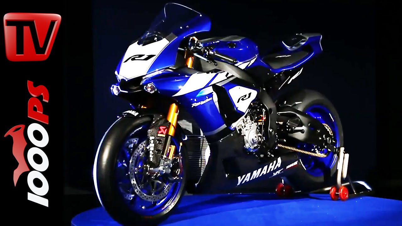2015 | Yamaha R1 Race Edition - Details - YouTube