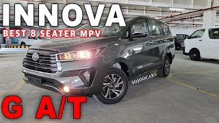 2021 Toyota Innova 2.8 G Automatic Transmission Diesel, The Cheapest Premium Innova - [SoJooCars]