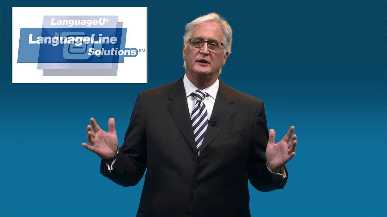 Language Line Services Now Language Line Solutions - YouTube