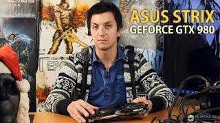 обзор видеокарты ASUS GTX 980 STRIX OC. ASUS VS MSI