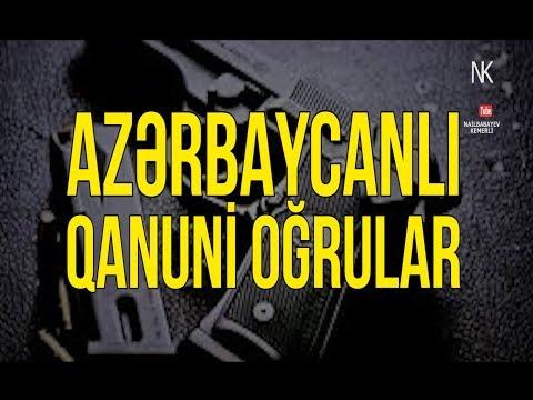 Qanuni oğrular -  Bəxtiyardan Lənkəranskiyə qədər (2018)