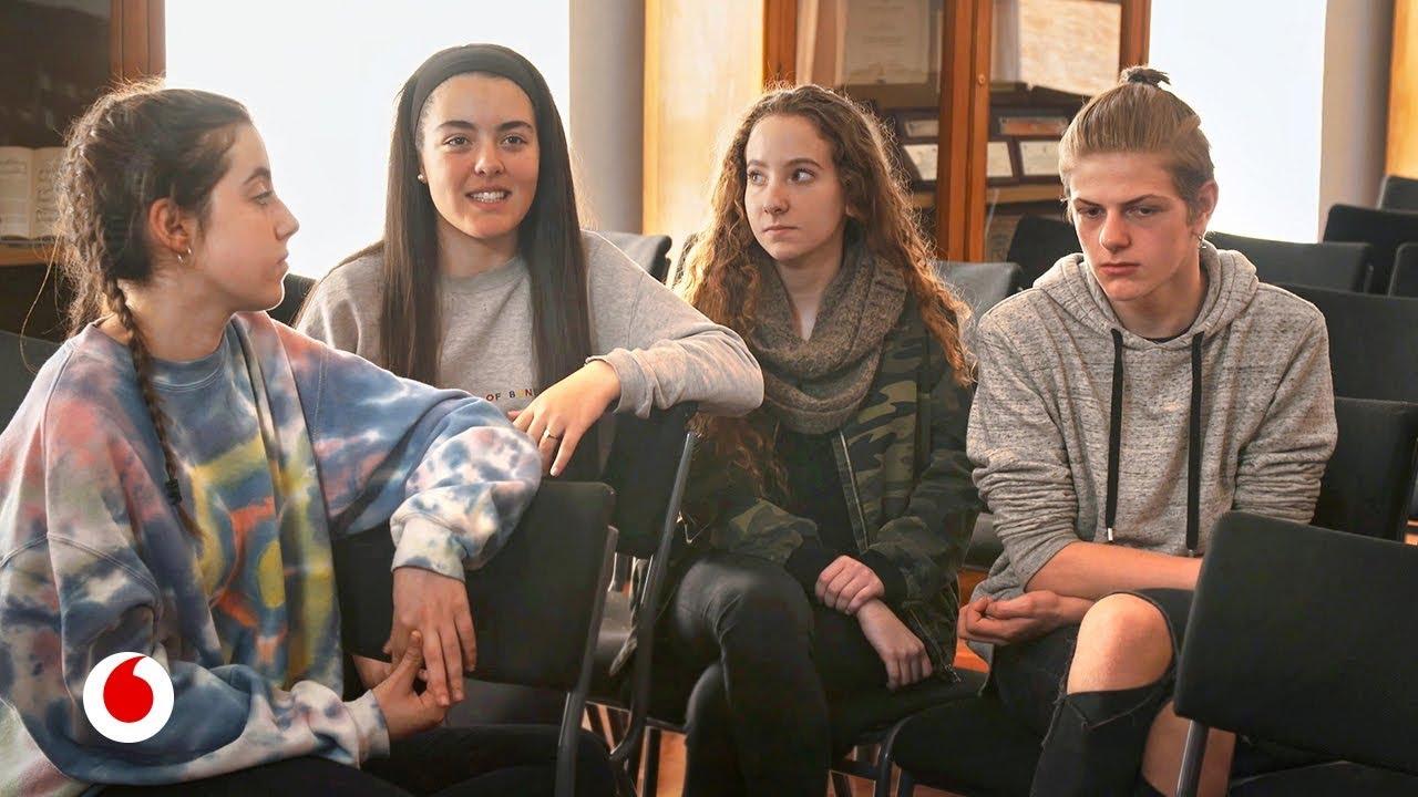 Cibermentores: adolescentes que se implican en la lucha contra el ciberacoso