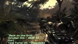 Call Of Duty Modern Warfare 3 on Nvidia Geforce 210