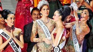 Puteri Indonesia 2014 (Miss Universe- Indonesia 2014) - Crowning Moment - Elvira Devinamira