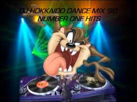 "90's DANCE COMMERCIALE ANNI '90 ""number one hits"" DJ HOKKAIDO"