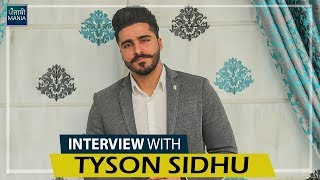 Tyson Sidhu Exclusive Interview   Ankhi, Nazaare   Struggle Story, Real Name