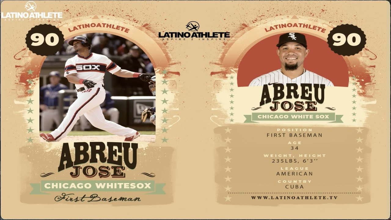 Top 5 Latino First Baseman