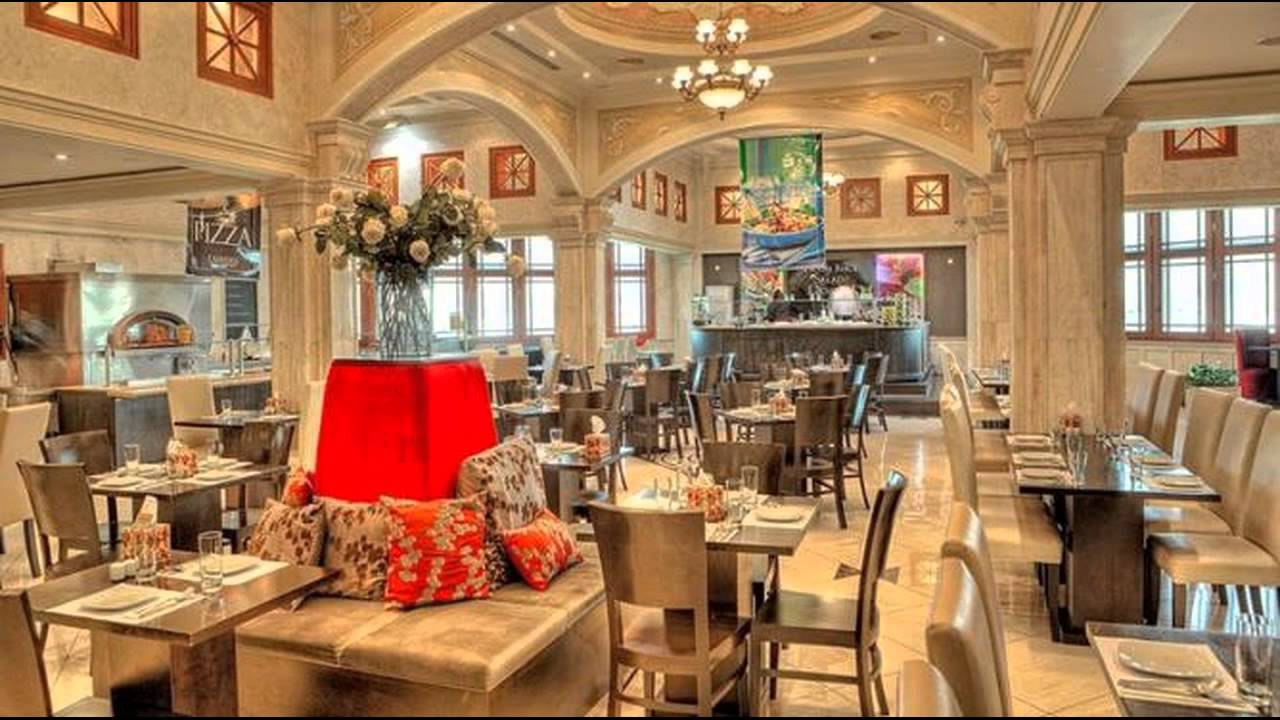 Fancy restaurant interior design in tehran youtube