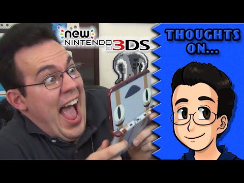 Is the New 3DS worth upgrading for? - BGR!