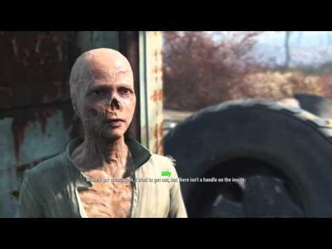 Fallout 4 Kid In Refrigerator Quest Location Doovi