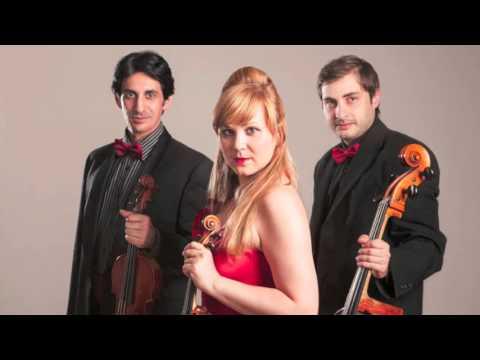Spanish Flea - String Trio - Giardino Strings