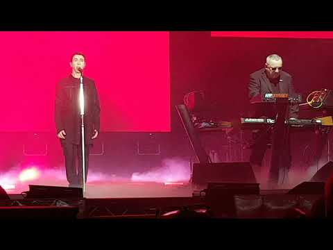 Soft Cell - Martin - Live at The O2 London - 30 September 2018